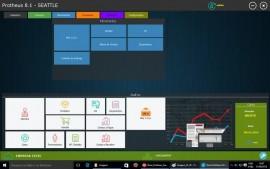 Sistema Store Protheus 8.0 - Código Fonte Delphi Dx10 - Revi