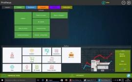 Sistema Store Protheus Novo 2018 + Nfc-e E Nfe + Fontes
